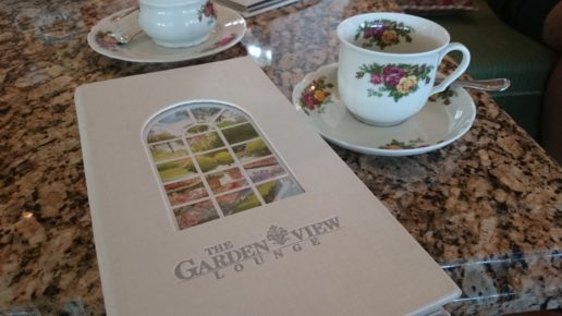 High Tea at the Grand Floridian