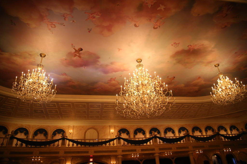 be our guest ceiling