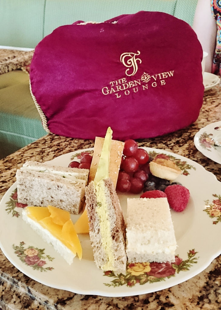 Grand Floridian high tea